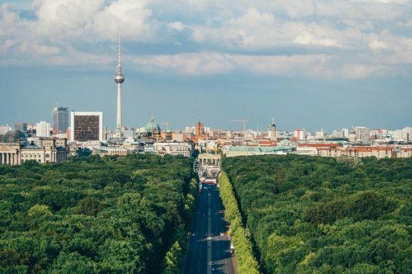Standort Berlin von Newline Consulting Agentur für Immobilienmakler