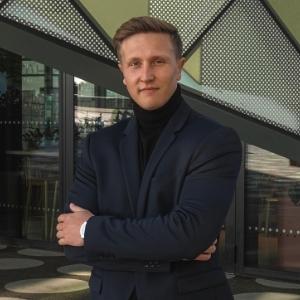 Newline Consulting Geschäftsführer Alexander Fröhlich - Marketing Agentur für Immobilienmarkler